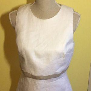J. Crew Dresses - J. Crew Linen Dress SZ 6T NWT